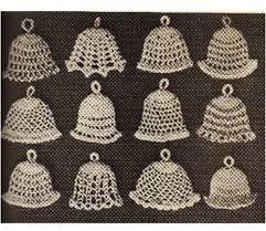 """Képtalálat a következőre: """"campanas a crochet paso a paso"""""""