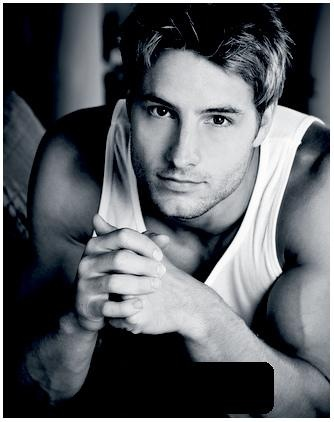 Justin Hartley Gahhh please be mine.