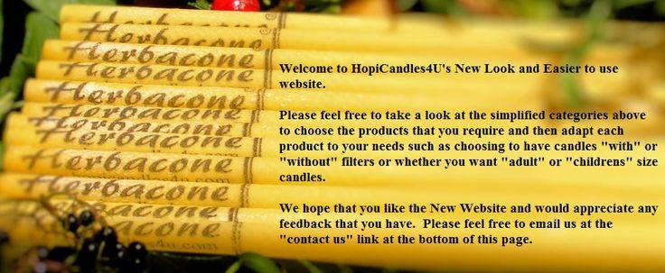 ear candles, hopi candles, hopi ear candles, ear cones, ear candles wholesale >> Hopi Candles --> www.hopicandles4u.com/