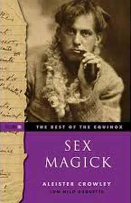 Aleister crowley sex magick apologise, but