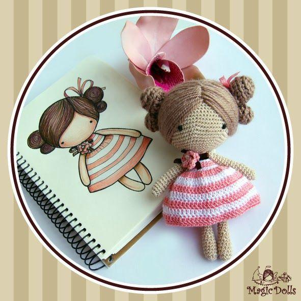 1000+ images about Amigurumi on Pinterest Toys, Crochet ...
