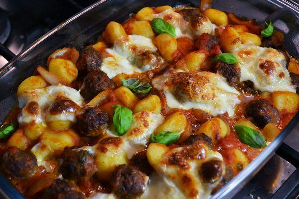 gnocchi ovenschotel / gnocchi dish || English recipe: http://www.google.com/translate?sl=nl=en=http%3A%2F%2Fwww.ohmyfoodness.nl%2Frecepten%2Fgnocchi-ovenschotel
