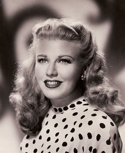 Ginger Rogers, from the film It Had To Be You, 1947