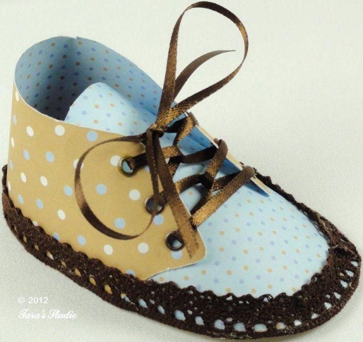 Tara S Craft Studio Baby Shoes