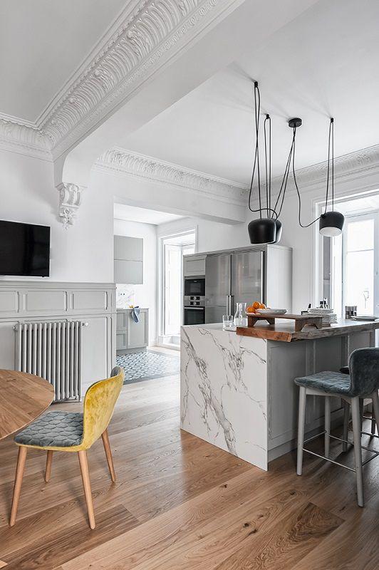 Como diseñar una cocina con isla Cocina Pinterest Cocina con - como disear una cocina