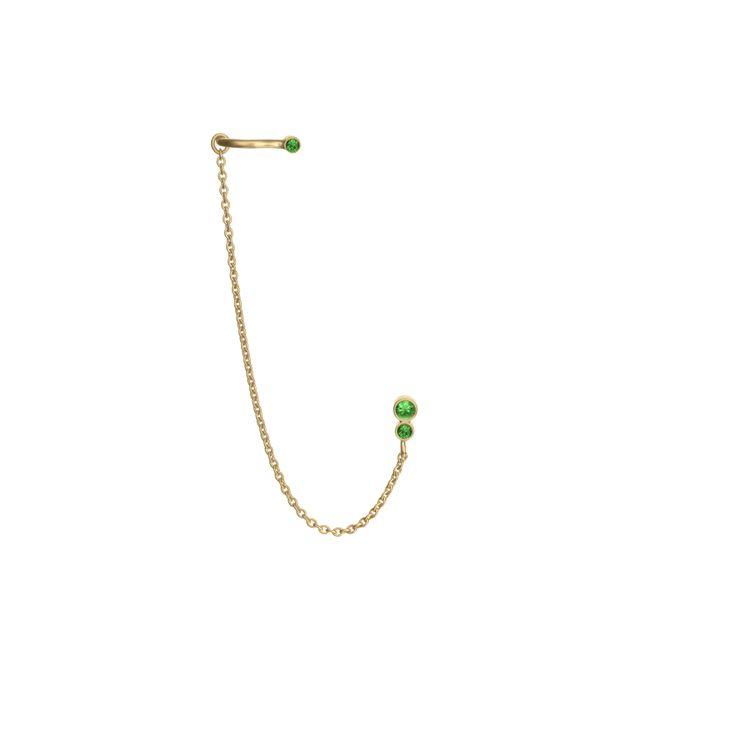 Rideaux Vert