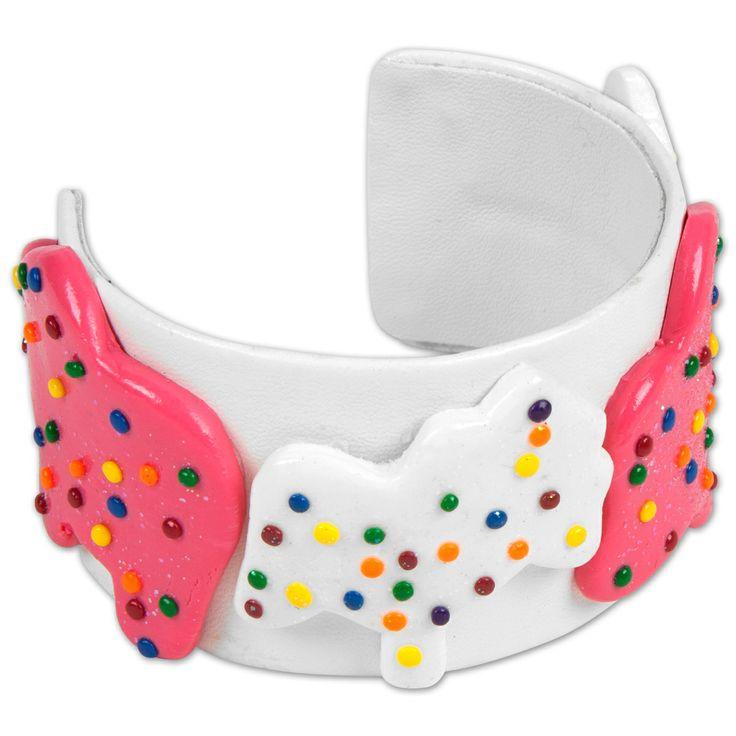 Katy Perry Cookie Bracelet https://katyperry.bravadousa.spottrot.com/?product_uid=BGAMKP36