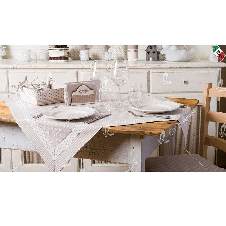 Oltre 25 fantastiche idee su tovaglia rotonda su pinterest - Tovaglia tavolo quadrato ...