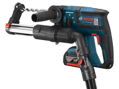 HDC100 | SDS-plus® Dust-Collection Attachment | Bosch Power Tools