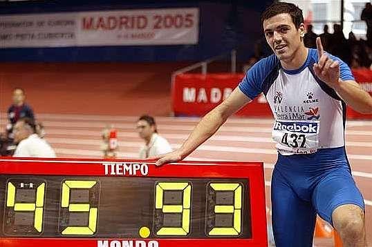 atletismo y algo más: @Recuerdos año 2011. #Atletismo. 9315. David Canal...