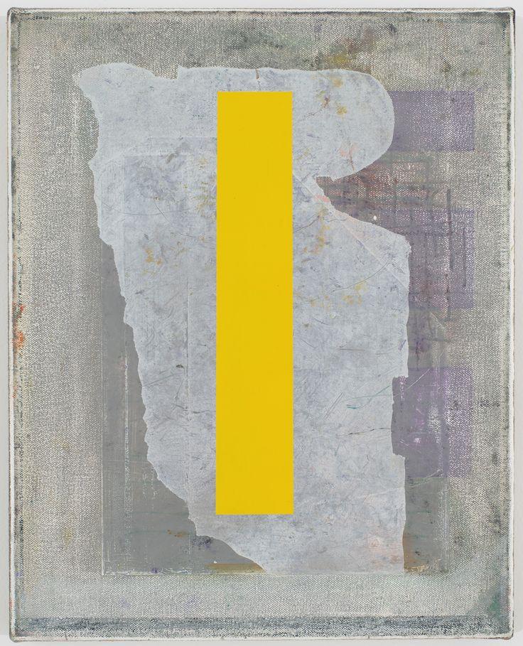 Jean-François Lauda, b3, oil on canvas, 12 x 15 in, 2013