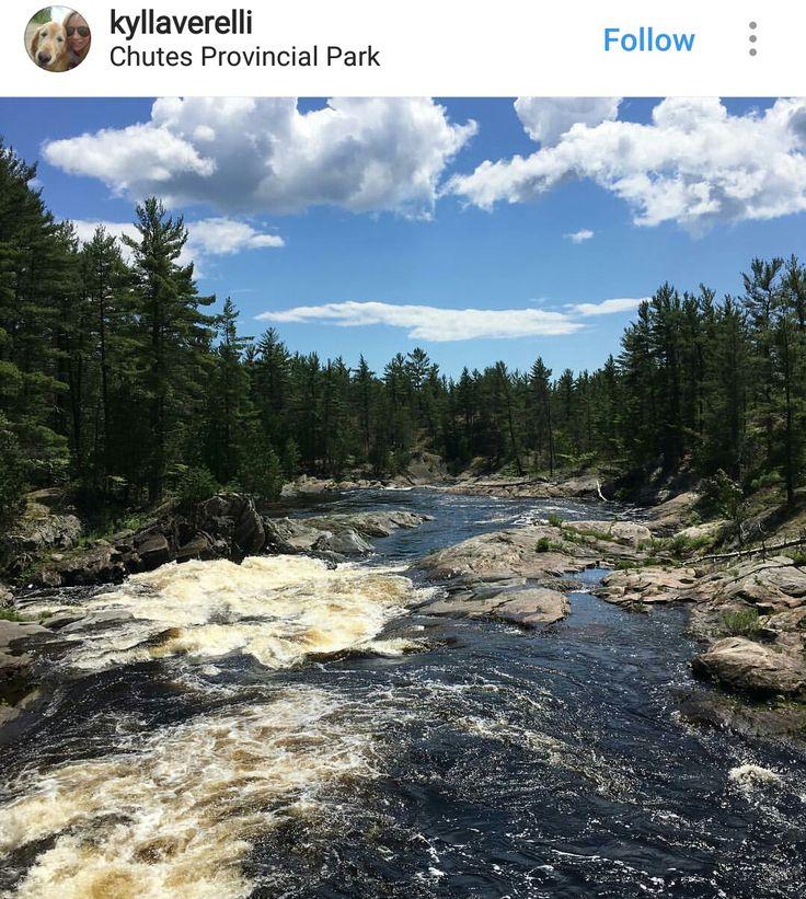 Chutes, Ontario parks