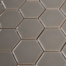 Allen & Roth charcoal hex 7.98