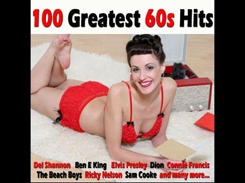 Various Artists - Hits Of The 1960s - 100 Original Hit Recordings (AudioSonic Music) [Full Album] - YouTube