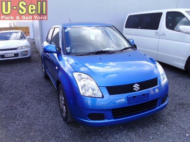 2006 Suzuki Swift for sale | $7,700 | https://www.u-sell.co.nz/main/browse/27727-2006-suzuki-swift--for-sale.html | U-Sell | Park & Sell Yard | Used Cars | 797 Te Rapa Rd, Hamilton, New Zealand
