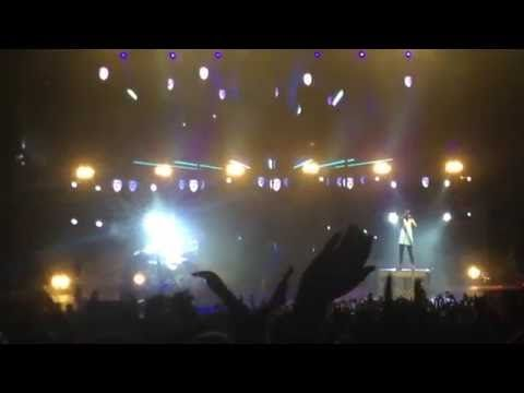"Twenty One Pilots - ""Car Radio"" Live in OKC at The Zoo Amphitheatre part 1"