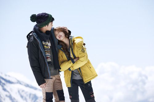 Song Sam Dong (Kim Soo Hyun) & Go Hye Mi (Suzy) in Dream High