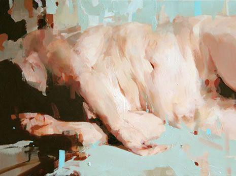 Alex Kanevsky - oil painting