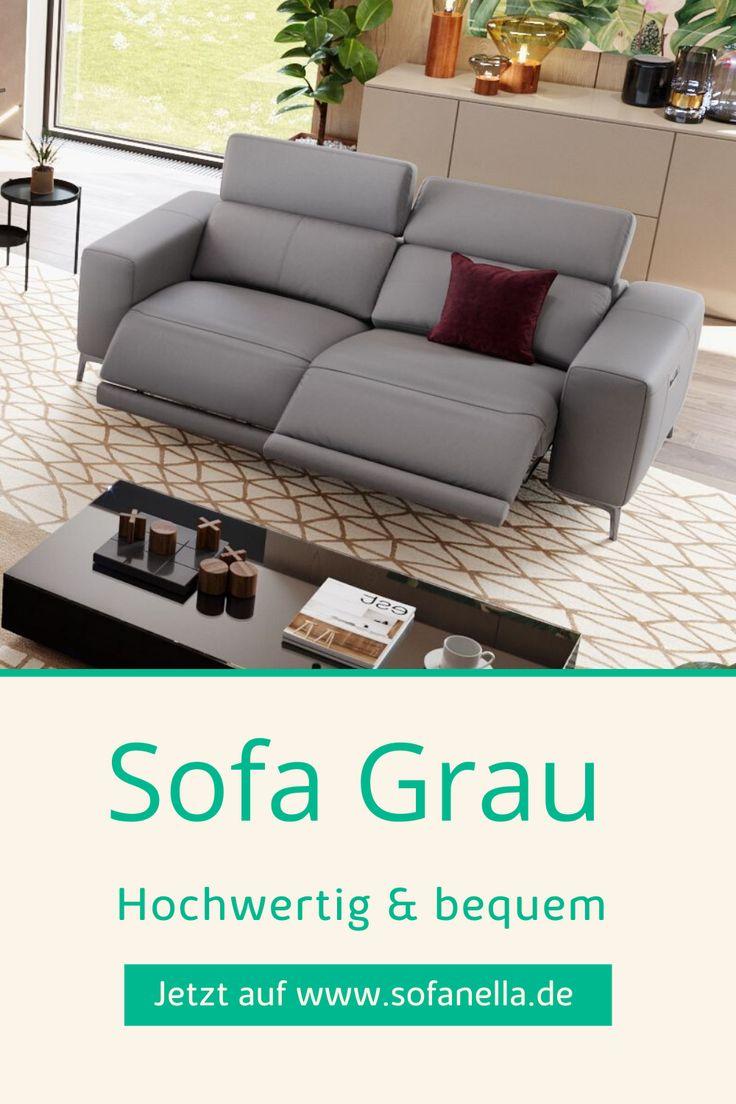Graue Couches - Moderne & gemütliche Designsofas aus ...