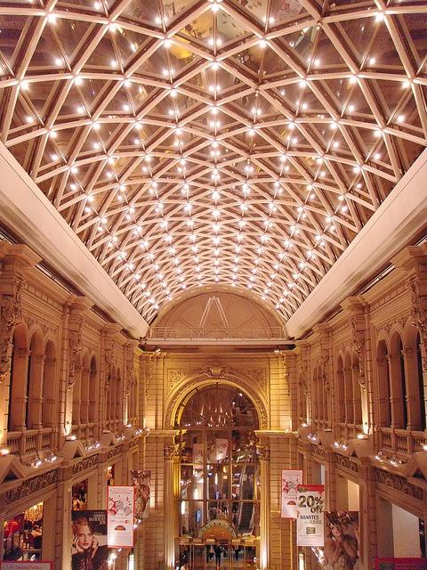 Galerías Pacífico Shopping Center, Buenos Aires.