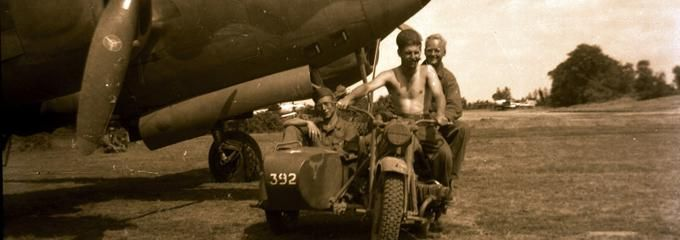 Blog - Volunteer and discover the history of World War II in the New Forest