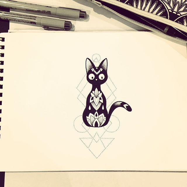 Best 25 Bastet Tattoo Ideas On Pinterest Egyptian Goddess Tattoo Egyptian Mythology And