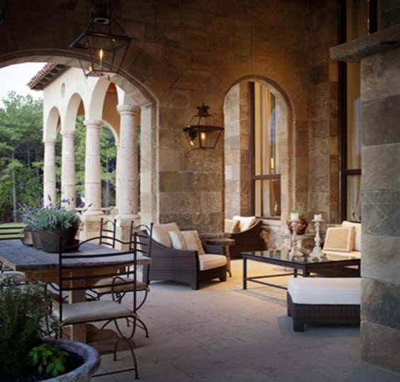 71 best images about tuscan patios on pinterest outdoor for Italian villa interior design ideas