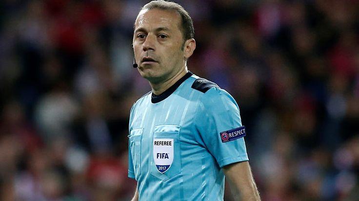 """Cüneyt Çakır'a Dünya Kupası'nda görev!  """"Cüneyt Çakır'a Dünya Kupası'nda görev!"""" http://fmedya.com/cuneyt-cakira-dunya-kupasinda-gorev-h34076.html"""