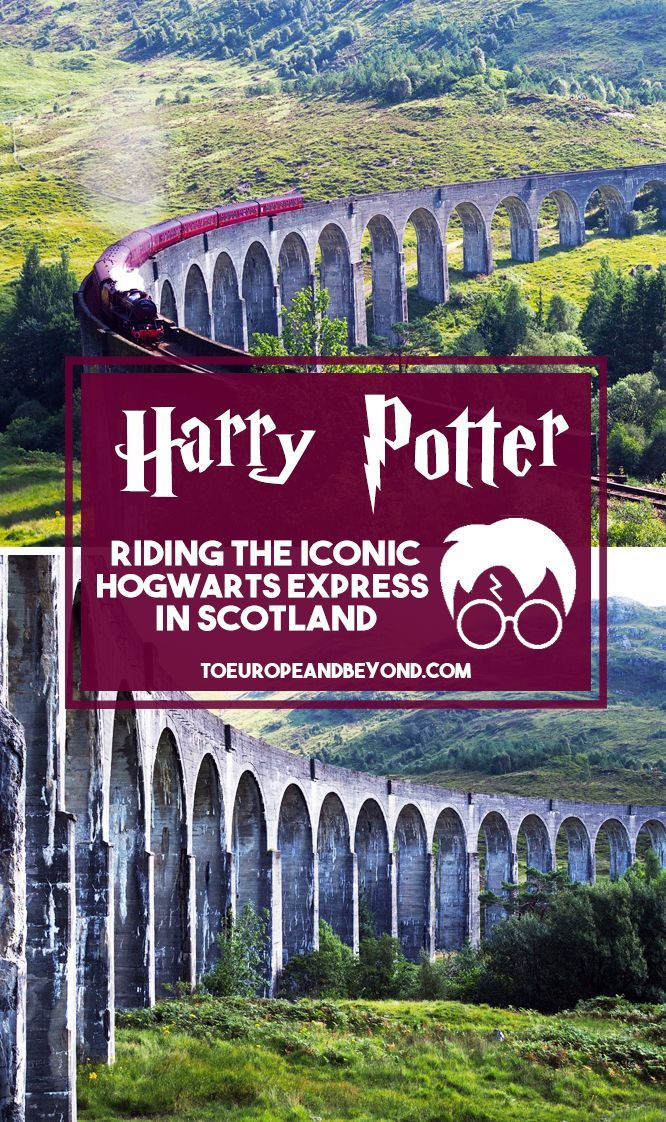 Everything you need to know about the #HarryPotter train in #Scotland and the iconic Glenfinnan Viaduct: when and where to go, as well as inspiring photos.