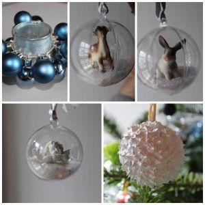 DIY et tuto pour décoration de Noël