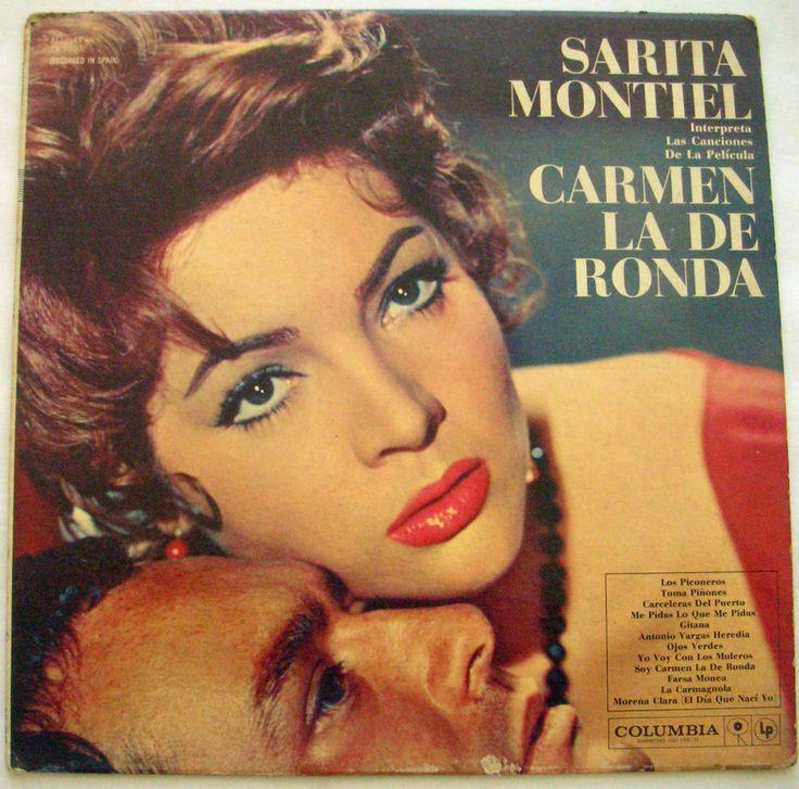 SARITA MONTIEL Interpreta las Canciones de la Pelicula CARMEN DE LA RONDA #LatinPop
