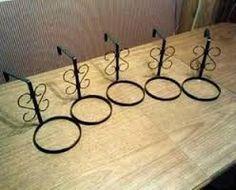 Resultado de imagen para portamacetas de hierro
