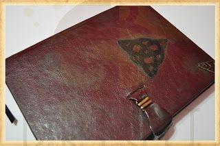 Estúdio Brigit - Livro das Sombras - Book of Shadows - Gwydion Druida- Grimoire