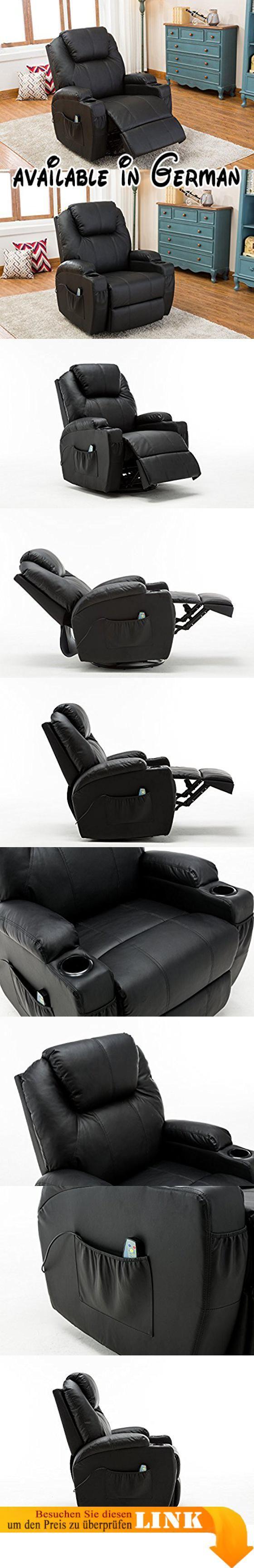 Inspirierend Bequeme Fernsehsessel Dekoration Von B07419rhmp : Mcombo Massagesessel Relaxsessel Mit Vibrationheizung