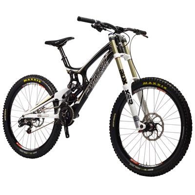 Santa Cruz V10 Carbon DH1 Downhill Bike 2012.