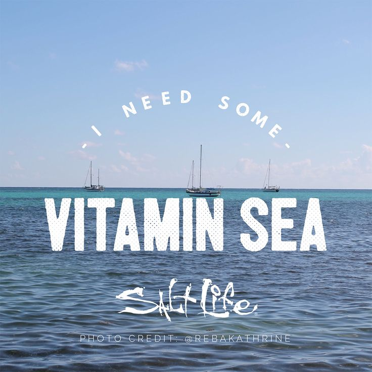 467 best beach quotes images on pinterest beach quotes for Vitamin sea fishing