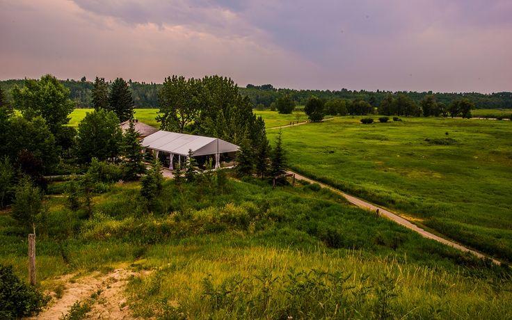 Outdoor Venue In Calgary | Intimate Wedding Space In Calgary