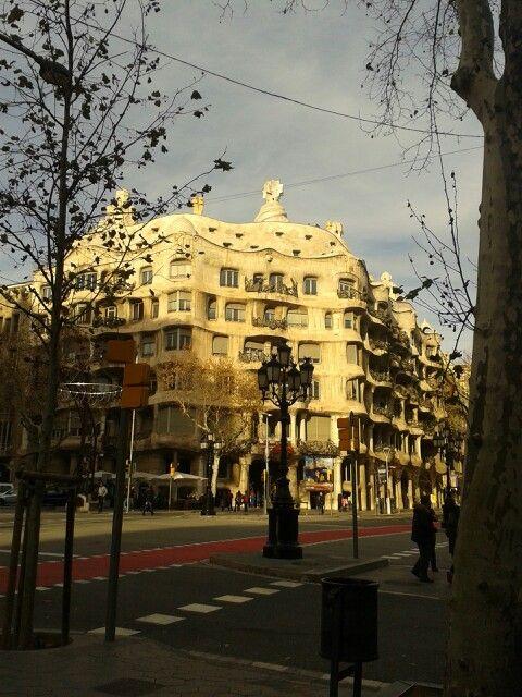 Gaudí-Barcelona