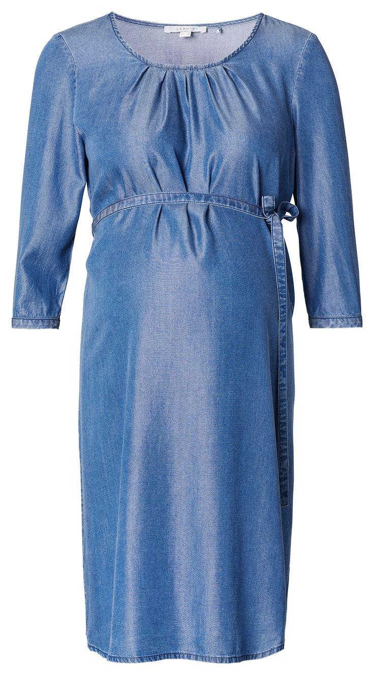 Tehotenské šaty s 3/4 rukávom ESPRIT MATERNITY