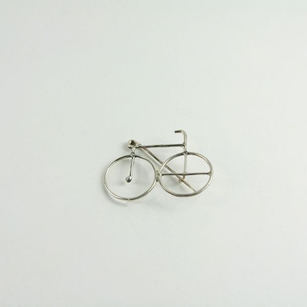 Bisiklet (Bicycle) - ZFRCKC Jewelry Design - www.zfrckc.com