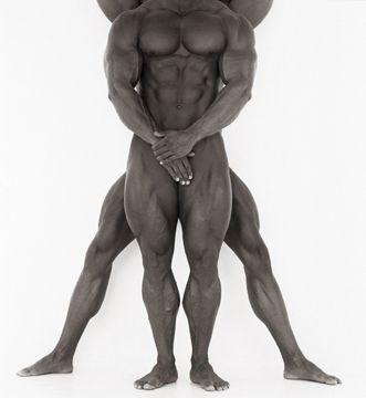 Bob Paris Naked 7