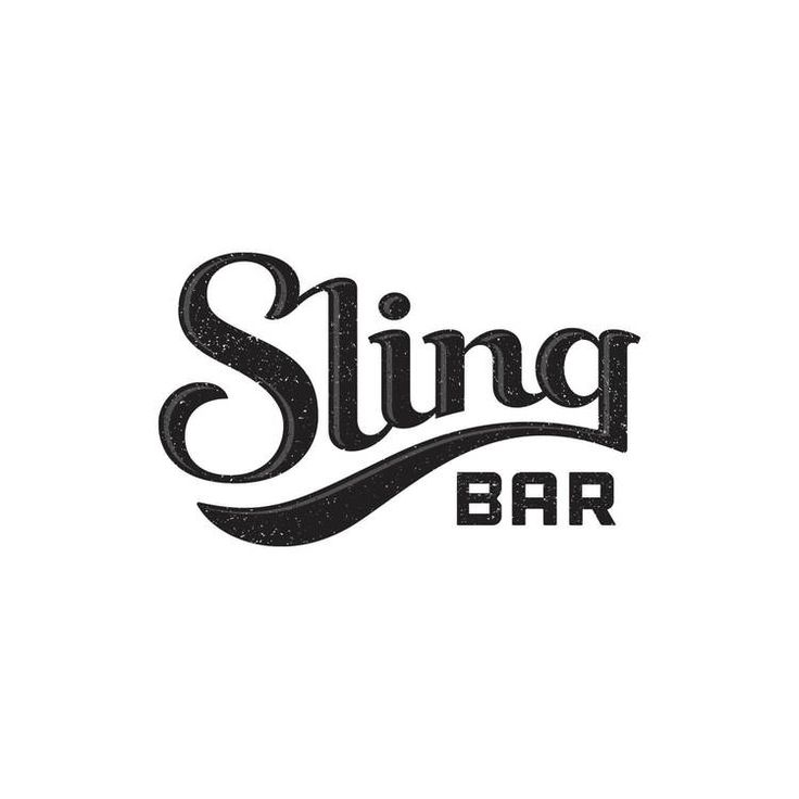 SLING BAR A traveling Old Fashioned bar.