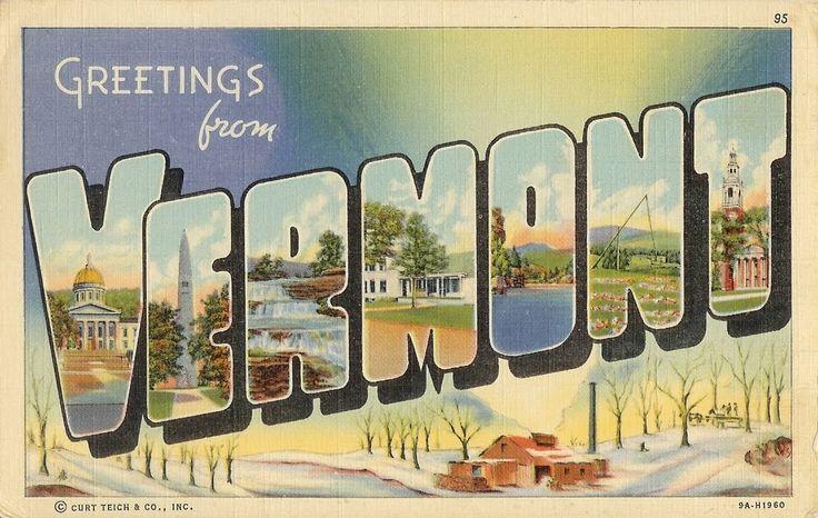 Vermont: