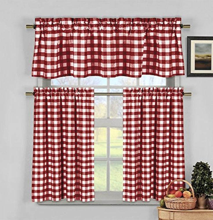 The 25+ Best Kitchen Curtains Ideas On Pinterest | Kitchen Window