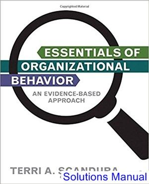 26 best solutions manual download images on pinterest essentials of organizational behavior an evidence based approach 1st edition scandura solutions manual test bank fandeluxe Image collections