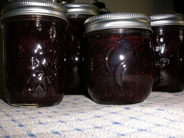 Herbed (Rosemary) Strawberry Balsamic Jam