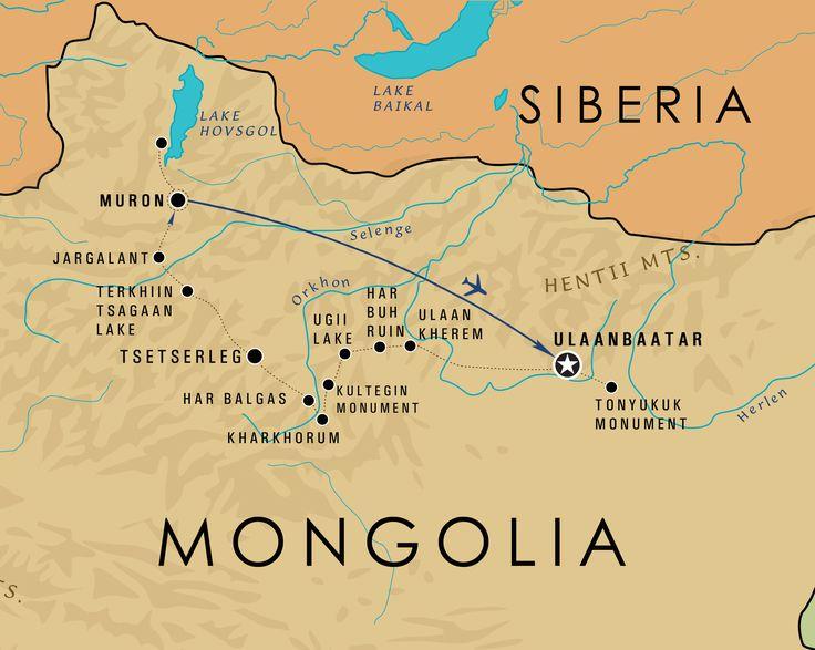 Археологические сокровища Монголии | Путешествие в Азию | Тур Монголия