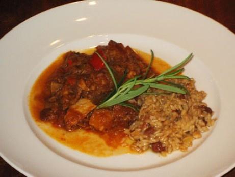 Per Morbergs lammgryta med curry.