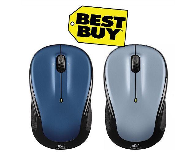 Best Buy   $8.99 for Select Logitech Wireless Mice (12 Choices) $8.99 (bestbuy.com)