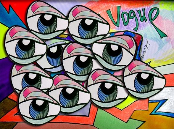 see my eyes! BIBAVIMH